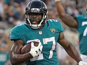 Rapoport: Leonard Fournette limited at practice on Wednesday