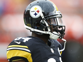 Kinkhabwala: Antonio Brown 'frustrated' with how Steelers are playing