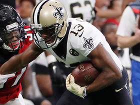 Michael Thomas sheds defender on 35-yard catch