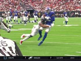 Odell Beckham makes 21-yard sideline catch between two defenders
