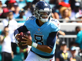 Marcus Mariota escapes Jags for first-down run