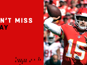 Can't-Miss Play: Mahomes scrambles for DAYS before firing TD pass