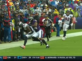 Demaryius Thomas makes twirling catch for 22-yard gain
