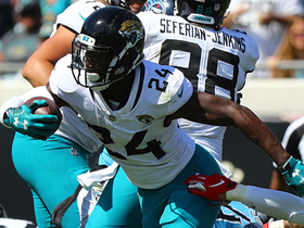 Jaguars take hook-and-ladder play to a whole new level