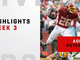 Top plays from A.P.'s 120-yard day | Week 3