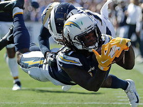 Mike Williams dives for second TD catch of game