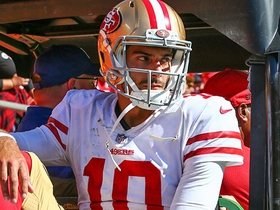 Rapoport: Garoppolo is 'expected to be out for season with torn ACL'