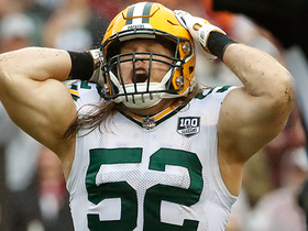 Rapoport: NFL defends roughing the passer call called on Clay Matthews