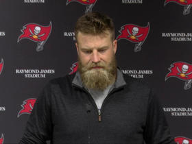 Ryan Fitzpatrick: 'Hard to win' when you throw three INTs