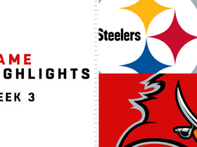 Steelers vs. Buccaneers highlights | Week 3