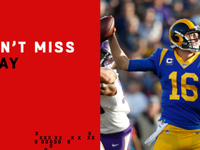 Can't-Miss Play: Goff dials up deep 70-yard TD to Kupp