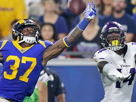 Stefon Diggs makes nifty catch on Sam Shields' tipped pass