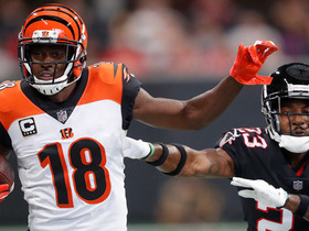 Dalton finds A.J. Green down the sideline for 38-yard gain