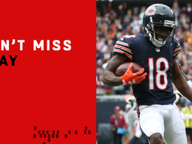 Can't-Miss Play: Bears line up two QBs behind center on TD pass to Gabriel