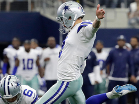Brett Maher nails a perfect kick to win game for Cowboys