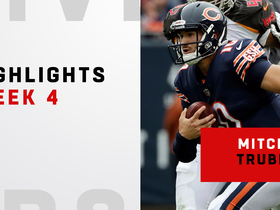 Top plays from Trubisky's six-TD day | Week 4