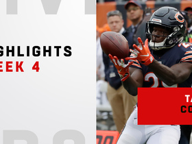 Every WOW play from Tarik Cohen   Week 4