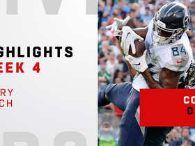 Every Corey Davis catch vs. Eagles | Week 4