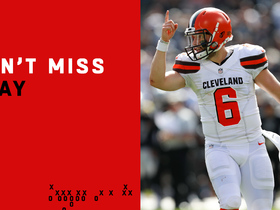 Can't-Miss Play: Mayfield's first NFL TD pass is a LASER
