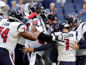 Watch the Texans make a comeback in the final seconds