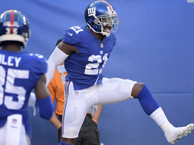Landon Collins smothers Watson on key third-down stop