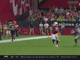 Josh Rosen dissects two defenders on 31-yard pass to Seals-Jones