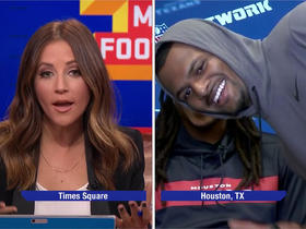 Deshaun Watson crashes DeAndre Hopkins' interview with GMFB