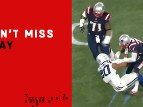Can't-Miss Play: McCourty rips ball from Wilkins for TO