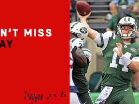 Can't-Miss Play: Darnold shows impeccable accuracy on 35-yard TD