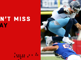 Can't-Miss Play: Mariota mimics Josh Allen on MAJOR hurdle