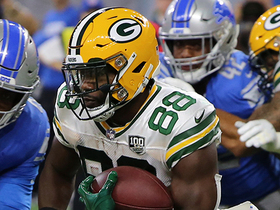 Ty Montgomery breaks loose on 23-yard catch and run