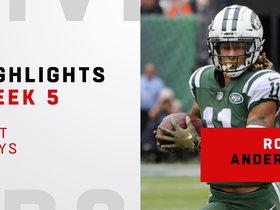 Robby Anderson's best plays vs. the Broncos | Week 5