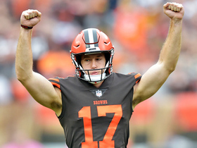 Browns beat Ravens in OT on walk-off FG