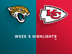 Jaguars vs. Chiefs highlights | Week 5
