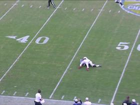 Rivers launches DEEP to Tyrell Williams for 48 yards