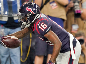 Keke Coutee bounces outside for Texans' first TD of game