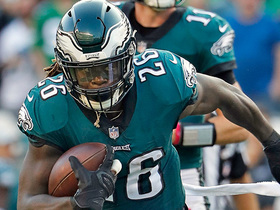 How big is the loss of Jay Ajayi for the Eagles?