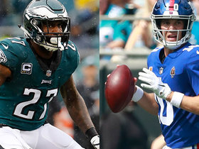 Who finds their groove Thursday night: Eagles secondary or Eli Manning and OBJ?