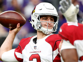 Rosen hits Seals-Jones for huge 40-yard gain