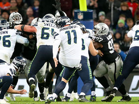 Janikowski nails 44-yard FG vs. former team