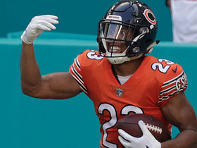 Kyle Fuller picks off Brock Osweiler for second time today