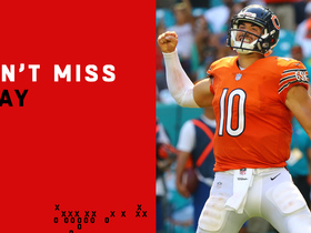 Can't-Miss Play: Trubisky LAUNCHES to Gabriel for 54 yards