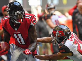 Ryan stays calm, finds Julio down the sideline for 32-yard gain