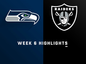 Seahawks vs. Raiders highlights | Week 6