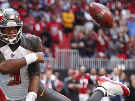 Bucs nearly achieve miracle trick play in final seconds