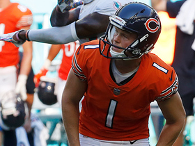 Parkey misses would-be game-winning FG in OT