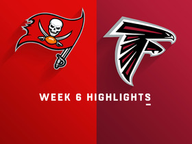 Buccaneers vs. Falcons highlights | Week 6