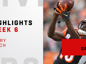 Every A.J. Green catch | Week 6