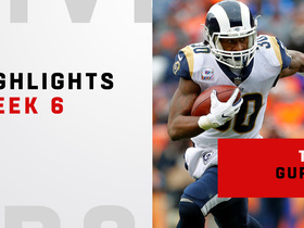 Gurley's top plays from career-best 208-yard day | Week 6