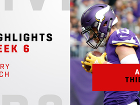 Every catch from Thielen's 123-yard day | Week 6